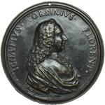 obverse:  Firenze  Ignazio Orsini (?-1770) Medaglia celebrativa 1749.