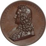 obverse:  Forlì  Giovan Battista Morgagni (1682-1771), Fondatore dell anatomia patologica Medaglia 1931 per lo spostamento del monumento a Forlì.