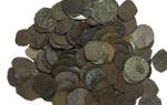 obverse:   Lotto di 165 monete medievali di zecche dell Italia meridionale