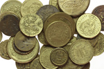 obverse:  Pesi Monetali Interessante lotto di 34 pesi monetali.