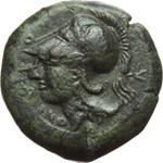 obverse:   Litra, 273-269 a.C.