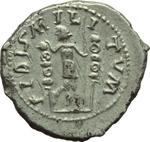 reverse:  Massimino I (235-238). Limes danubiano. Imitazione di denario.
