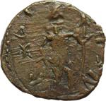 reverse:  Tetrico I (270-273). Gallia. Imitazione di antoniniano.