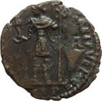 reverse:  Magnenzio (350-353). Gallia. Imitazione di maiorina.