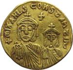 reverse:  Teofilo (829-842). Solido, Costantinopoli.
