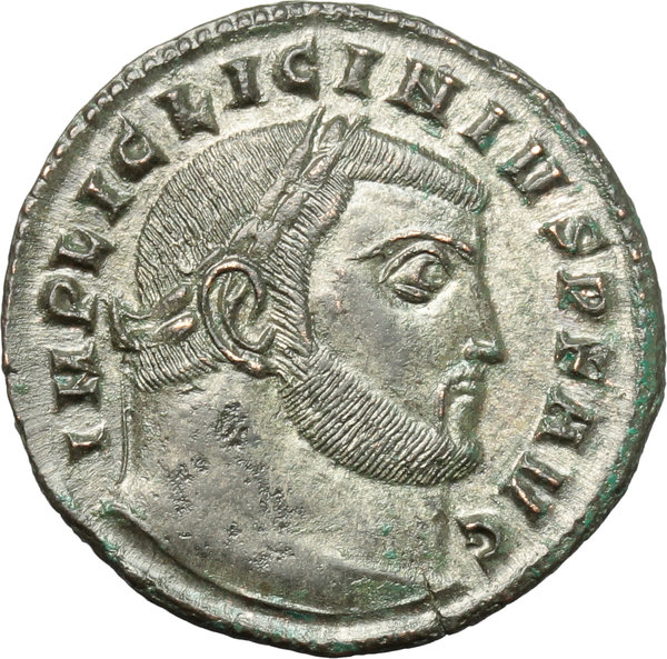 Roman Coin Licinius I Follis Iovi Conservatori Siscia 308-324 Ad Coins & Paper Money Coins: Ancient
