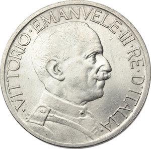 obverse: Regno di Italia. Vittorio Emanuele III (1900-1943). 2 lire 1923.    Pag. 741. Mont. 161. NI.   mm. 29.00    SPL+.