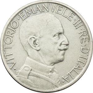 obverse: Regno di Italia. Vittorio Emanuele III (1900-1943). Buono da 2 lire 1926.    Pag. 744. Mont. 164. NI.    R.  BB.