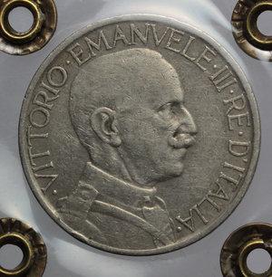 obverse: Regno di Italia. Vittorio Emanuele III (1900-1943). Buono da 2 lire 1927.    Pag. 745. NI.    RR. Perizia Ranieri ((BB) qBB.