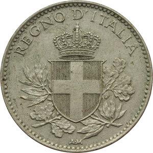 obverse: Regno di Italia. Vittorio Emanuele III (1900-1943). 20 centesimi 1918 (esagono).    Pag. 850. Mont. 298. NI.      qFDC.