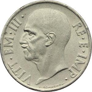 obverse: Regno di Italia. Vittorio Emanuele III (1900-1943). 20 centesimi 1936.    Pag. 853. Mont. 305. NI.    RR. Colpetti. BB.