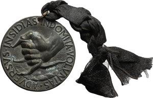 obverse:  Medaglia 1944 per la lotta anti guerriglia.     AE.   mm. 36.00    BB.
