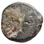 obverse: Repubblica Romana - Gens Cornelia. Cornelius Cinna. 159 a.C.Asse. Ae. D/ Testa di Giano. R/ Prora di nave verso destra, sotto ROMA, sopra CINNA. Cr.178/1. Peso 30,30 gr. Diametro32,5 mm.qBB.