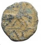 obverse: Celti -Gallia. Massalia. II°-I° sec.Ae.D/ Testa di Apollo a sinistra. R/Toro? a destra. Peso gr. 1,64. Diametro mm. 13,3 x 14,4. BB.