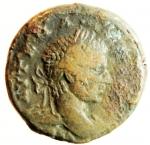obverse: Provincia Romana. Siria. Antiochia. Eliogabalo. 218-222 d.C. Tetradramma. MI. Peso 12,20 gr. Diametro 27,00 mm. qBB.