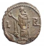 reverse: Provincia Romana - Egitto. Alessandria. Massimiano. 286-305 d.C. Tetradramma. Ae. R/ Vittoria a sinistra. Peso gr. 8,53. Diametro mm. 19,5 x 20,7. qSPL.
