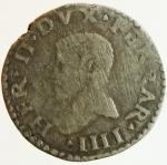 obverse: Zecche Italiane. Ferrara. Ercole II d Este. 1534-1559. Grossetto. Ag. Peso 1,40 gr. MB+.