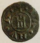 reverse: Zecche Italiane. Genova. Quartaro a nome di Corrado. Peso 0,20 gr. Diametro 13,00 mm. BB.s.v.