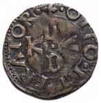 reverse: Zecche Italiane - Lucca. Repubblica. 1369-1799. Albulo. MI.B.1081. Peso gr. 0,72. BB-qSPL.