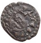 reverse: Zecche Italiane - Lucca. Repubblica. Quattrino 1561. MI. Peso gr. 0,69.  BB+.