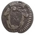 reverse: Zecche Italiane - Lucca. XVIII Sec. Quattrino Panterino. Peso gr. 0,36. Diametro mm. 15,2. BB.
