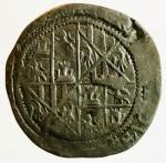 obverse: Zecche Italiane. Messina. Ferdinando il Cattolico. 1479-1516. Tarì. Ag. Peso gr 1,69. Diametro mm 21,00. MB+. Tosato.