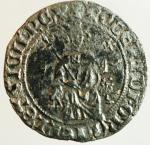 reverse: Zecche Italiane. Napoli. Roberto d Angiò. 1309-1343. Gigliato. Ag.P.R. 2. Peso gr 3,55. Diametro mm 28. SPL. Patina.