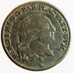 obverse: Zecche Italiane. Parma. Ferdinando di Borbone. 3 Lire 1791. Ag. CNI 112. MB\BB.