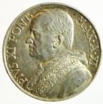 obverse: Zecche Italiane. Roma. Pio XI. 1922-1939. 10 lire 1932. Ag. BB+. ex Tintinna 71, lotto 498, aggiudicata ma non pagata.