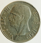reverse: Casa Savoia. Vittorio Emanuele III. 1900-1943. 5 lire 1937. AG. Pag. 720. Mont. 134. Ottimo qSPL. R.