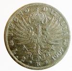 obverse: Casa Savoia. Vittorio Emanuele III. 2 Lire 1907. Montenegro 146-C27-P731. Peso 10,00 gr. Diametro 27 mm.BB.ex Tintinna 61, lotto 7035, aggiudicata ma non pagata.