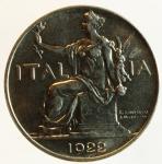 reverse: Casa Savoia. Vittorio Emanuele III. 1900-1943. Buono da 1 lira 1922. Ni. Pag. 776. FDC. s.v