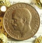obverse: Casa Savoia. Vittorio Emanuele III. 1900-1943. 5 centesimi 1919. AE. Pag. 898. FDC. Rame Rosso. Periziata. R.