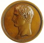 obverse: Medaglie. Napoleone I. A LA FORTVNE CONSERVATRICE. Ae. Diametro 32,00 mm. SPL.a.s.