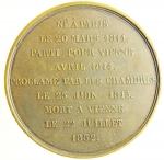reverse: Medaglie. Francia. Napoleone II.Nato a Parigi il 20 Marzo 1811. Peso 63,87 gr. Diametro 51,50 mm.SPL. Ex Hamporium Hamburg. a.s.