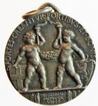 reverse: Medaglie. Savoia. Vittorio Emanuele III. Medaglie 1930, Matrimonio di Umberto con Maria Josè.SPL\FDC.a.s