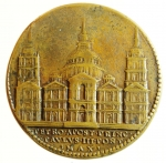 reverse: Medaglie. Roma. Paolo III. 1534-1549. Anno XII. Ae. Diametro 40,00 mm. Peso 39,16 gr. Ottimo BB.
