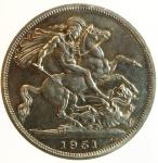 reverse: Monete Estere. Gran Bretagna. 5 Scellini 1951. In confezione Originale.FDC.s.v.