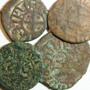 obverse: Lotti. Armenia. Lotto di 4 monete in Ae. Mediamente qBB.w