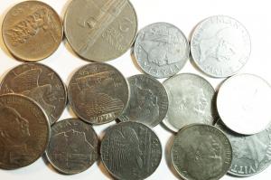 obverse: Lotti. Casa Savoia.Vittorio Emanuele III.Lotto di 14 monete. Mediamente BB.w