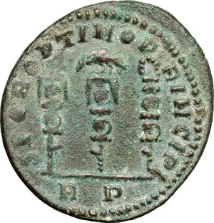 Reverse image of coin 153