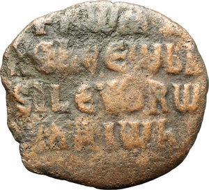 Reverse image of coin 165