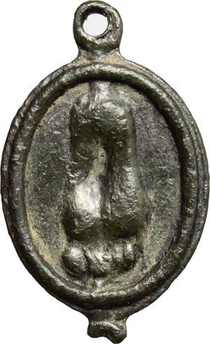 Reverse image of coin 354