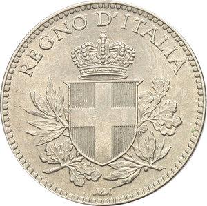 obverse: Regno di Italia. Vittorio Emanuele III (1900-1943). 20 centesimi 1919.    Pag. 851. NI.      qFDC.