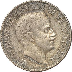 obverse: Somalia Italiana. Vittorio Emanuele III (1909-1925). Mezza rupia 1910.    Pag. 966. AG.      BB+.