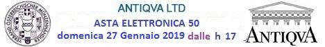 Banner ANTIQVA 50