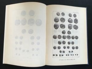 D/ Head Barclay V. BMC vol. XI: Attica, Megaris, Aegina. Ristampa Forni. Tela editoriale, pp. l, 152, ill.