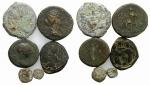 D/ lotto di 11 monete antiche da classificare LOT SOLD AS IS, NO RETURN