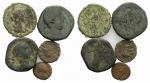R/ lotto di 11 monete antiche da classificare LOT SOLD AS IS, NO RETURN