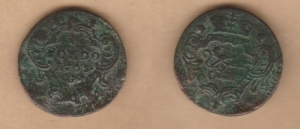 D/ GORIZIA, Maria Teresa (1740-1780) Soldo 1763 G. Paolucci 103z MB/BB
